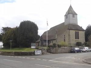 St Bartholomew's Church, Rogate